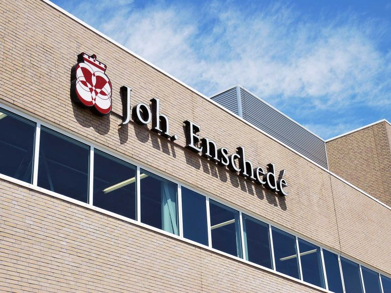 Royal Joh. Enschedé acquired majority stake in Dutch AntTail