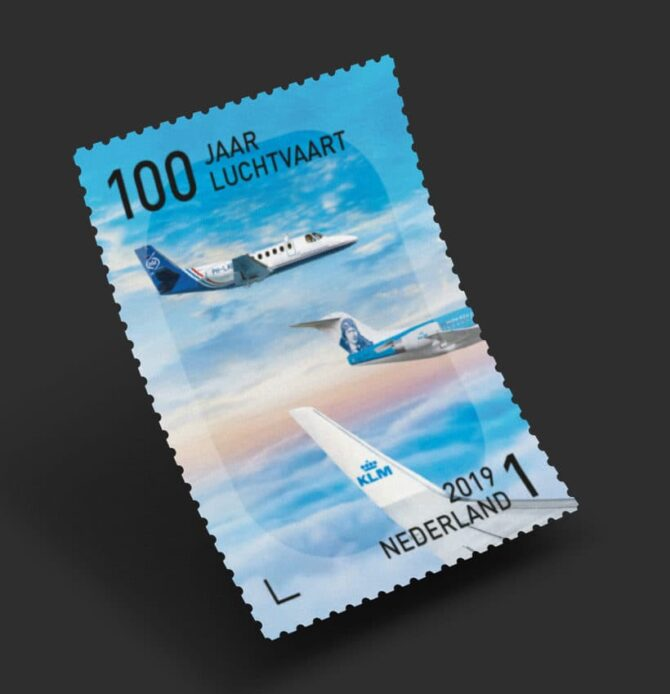 100 Years of KLM
