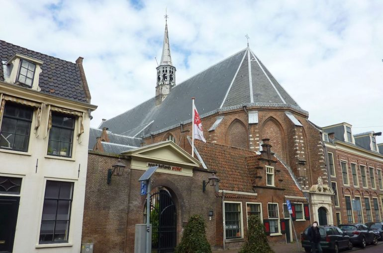 The story of Royal Joh. Enschedé in the re-opened Janskerk