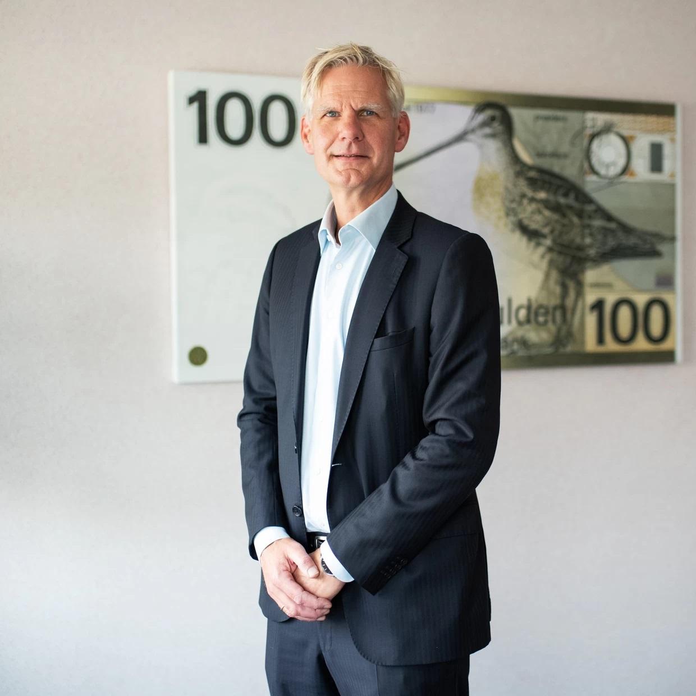 Gelmer Leibbrandt, CEO Royal Joh. Enschedé
