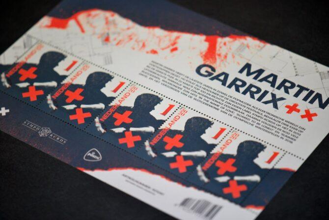 Martin Garrix Stamp 2020