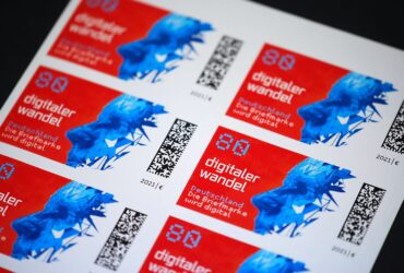 Deutsche Post launches its DMC stamp