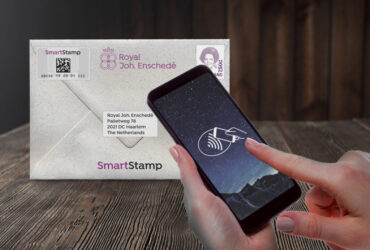 Smartstamps new, easier, faster and cheaper option for sending letters.