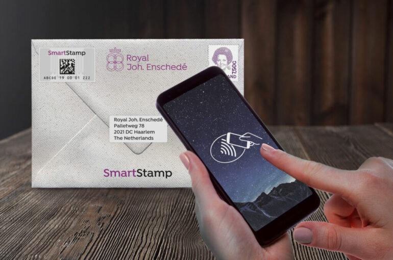 Smartstamps new, easier, faster and cheaper option for sending letters.