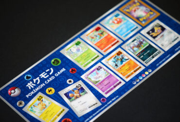 Pokémon stamps launched in Japan